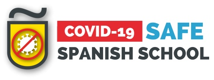 COVID-19 free school. Safe spanish courses in Salamanca